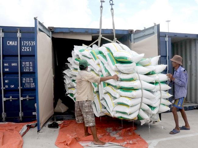 đại lý gạo miền tây
