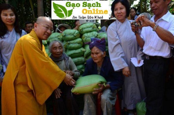 Mua gạo từ thiện ở đâu giá rẻ chất lượng tại TPHCM